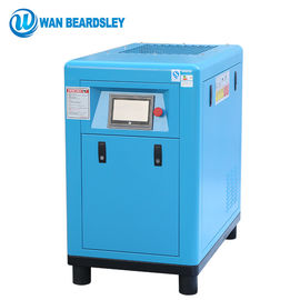 OEM Industrial Portable Air Compressor , Custom Oil Injected Air Compressor