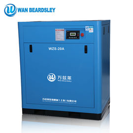 7.5KW Screw Type Variable Speed Drive Air Compressor Single Stage 1.1m3/Min