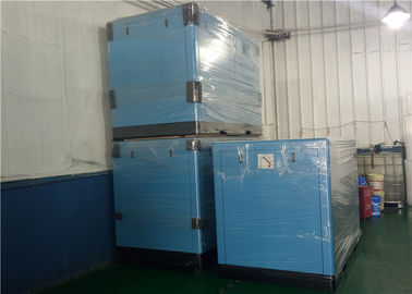 75KW Permanent Magnetic Oil Injected Screw Compressor Variable Speed