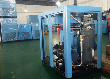 China 15kw 20 HP Industrial Screw Air Compressor , Oil Injected Air Compressor supplier