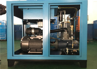 Oil Lubricated Air Compressor With PM Motor , Small Screw Air Compressor 45KW