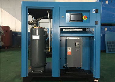 PM VSD Oil Injected Rotary Screw Air Compressors 132KW Integrated Low Noise
