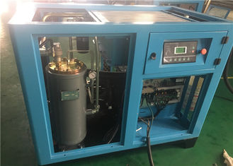 Fixed Speed Direct Driven Rotary Screw Air Compressor 90KW Single Stage