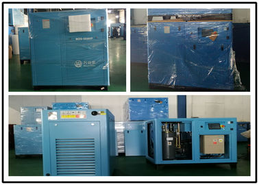 37KW PM Variable Speed Drive Air Compressor Rotary Screw Type Low Noise
