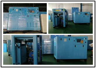75kw 100 HP Electric Screw Type Air Compressor 13.3m3/Min 3 Phase