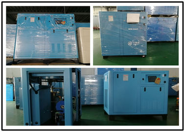 Integrated Structure Screw Type Air Compressor Fixed Speed 22kw 30hp Air Cooling