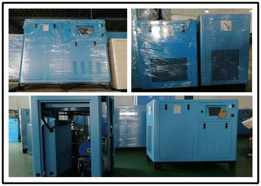 Single Stage Rotary Screw Air Compressor Uses In Industry 15KW Fixed Speed
