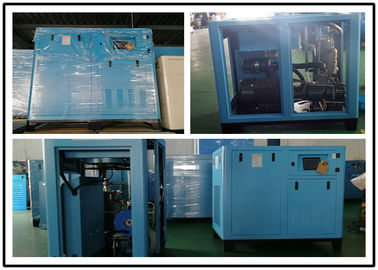160KW 220hp Rotary Screw Oil Lubricated Air Compressor Air Cooling 26.5 m3/min