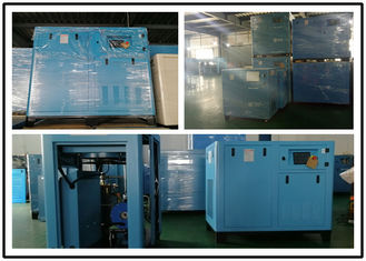 China Air Cooling Direct Driven Screw Air Compressor 350kw 480hp 3 Phase supplier