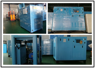 Industrial Rotary Screw Direct Drive Air Compressor 45KW Fixed Speed