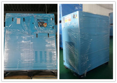 75KW Rotary Screw Direct Drive Air Compressor , Industrial Fixed Speed Compressor