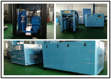132KW Fixed Speed Screw Type Air Compressor , Small Rotary Screw Compressor