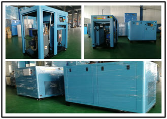 350KW Screw Type Direct Drive Air Compressor Oil Injected Low Noise