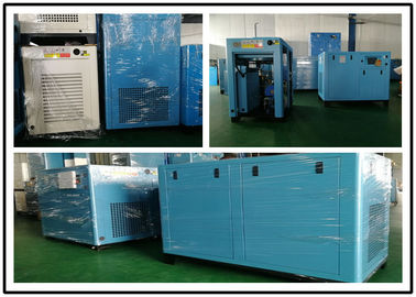 160KW Fixed Speed Direct Drive Air Compressor Stably Running Low Energy Waste