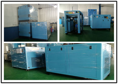 300KW 400hp Energy Saving Industrial Screw Air Compressor Direct Driven