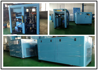 350KW 480hp Energy Saving Air Compressor Air Cooling Stable Running
