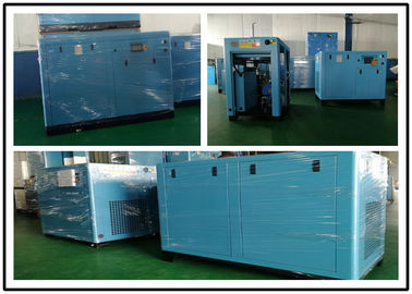Direct Driven Oil Injected Screw Compressor 30kw 40hp Low Energy Consumption