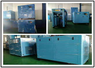 Energy Saving Industrial Screw Oil Injected Screw Compressor Direct Driven