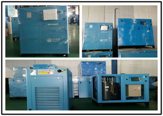 PM Variable Speed Screw Compressor , 11KW Screw Stationary Air Compressor