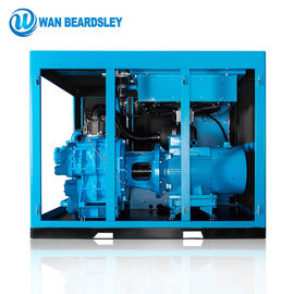 Industrial 100 Hp Rotary Screw Air Compressor , Low Noise Air Compressor