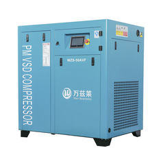 Electric Industrial Screw Compressor For Light Industry And Food Industry