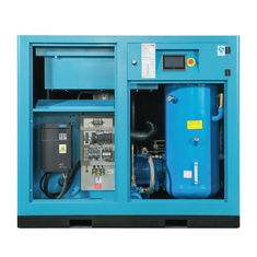 High Efficiency Low Pressure Screw Compressor With Permanent Magnetic Motor