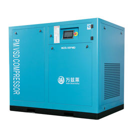 Silent Low Pressure Air Compressor / Industrial Air Compressor Oil Type