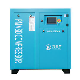 Energy Saving Oil Injected Screw Compressor Direct Driven Water Resistant