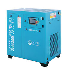 Stable Operation Oil Injected Screw Compressor With Permanent Magnetic Motor