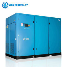 Industrial Screw Compressor Oil Type / Energy Saving Air Compressor