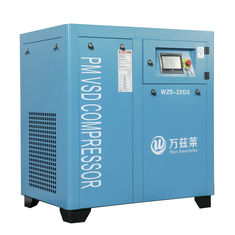 China Energy Efficient Industrial Screw Compressor With Direct Drive Silent supplier