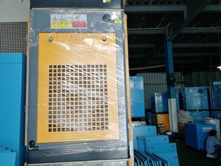 VSD Direct Drive Air Compressor / Yellow Portable Electric Air Compressor