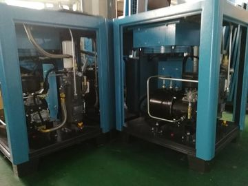 China Permanent Magnetic Variable Speed Screw Compressor With SKF Bearing supplier