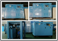 High Efficiency Screw Air Compressor , Oil Injected Screw Compressor 132KW 180HP