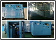 China Screw Type Direct Driven Air Compressor , Small Electric Air Compressor 185KW 250hp factory