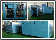 Compact 300KW Direct Drive Air Compressor High Reliability 3 Phase Oil Type