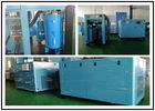 75kw 100hp Fixed Speed Compressor 3 Phase Oil Lubricated Easy Operate
