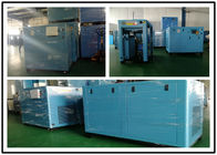China Stationary Oil Lubricated Air Compressor , 22KW Air Compressor Screw Type factory