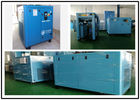 China 11kw 15 hp Energy Saving Oil Injected Screw Compressor Direct Driven factory