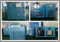 90KW Industrial Screw Compressor Permanent Magnet Variable Frequency Drive