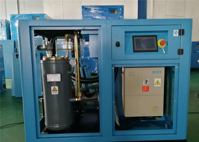Variable Frequency Drive Industrial Screw Compressor