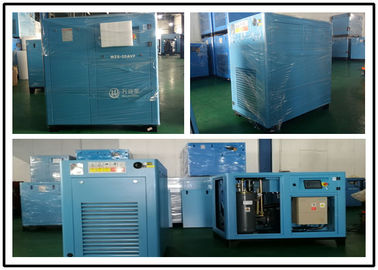 China 22KW Permanent Magnetic Screw Air Compressor , Oil Lubricated Air Compressor factory