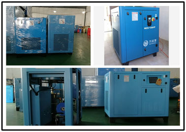 China High Efficiency Screw Type Air Compressor Permanent Magnetic 7.5KW 8bar factory