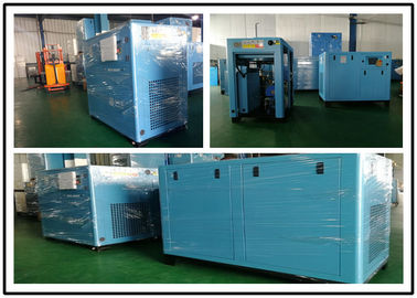 China Permanent Magnetic Variable Speed Air Compressor For Paint Industry 75KW factory