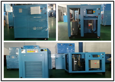 China 15KW PM VSD Screw Type Air Compressor , Oil Injected Screw Compressor factory