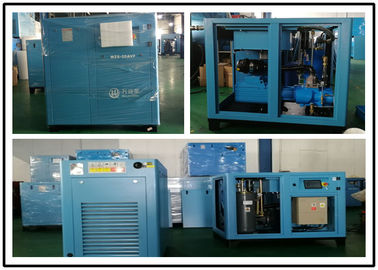 China VSD Industrial Screw Compressor , Rotary Screw Type Air Compressor With PM  Motor factory