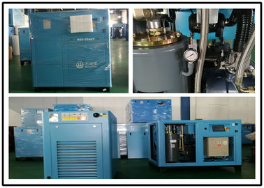 China Variable Speed Industrial Screw Compressor , 45KW Oil Lubricated Air Compressor factory
