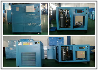 China PM Motor Variable Speed Screw Compressor Direct Driven 22KW Energy Efficient factory