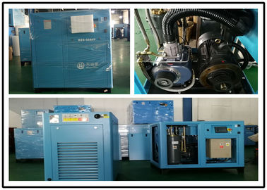 China Stationary Variable Speed Screw Compressor Low Noise 37KW Compact Design factory