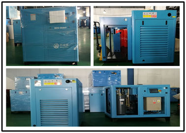 China 90KW Small Variable Speed Screw Compressor With PM Motor High Efficiency ISO9001 CE factory